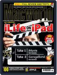 Macworld UK (Digital) Subscription April 6th, 2011 Issue
