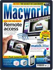 Macworld UK (Digital) Subscription October 7th, 2010 Issue