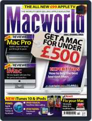 Macworld UK (Digital) Subscription September 15th, 2010 Issue