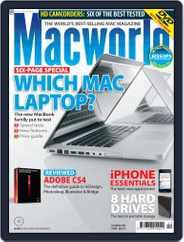 Macworld UK (Digital) Subscription November 19th, 2008 Issue