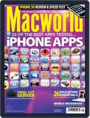 Macworld UK (Digital) Subscription August 6th, 2008 Issue