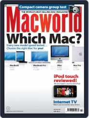 Macworld UK (Digital) Subscription October 24th, 2007 Issue
