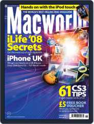 Macworld UK (Digital) Subscription September 26th, 2007 Issue
