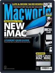 Macworld UK (Digital) Subscription September 5th, 2007 Issue