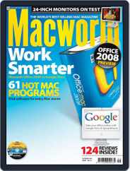 Macworld UK (Digital) Subscription August 8th, 2007 Issue