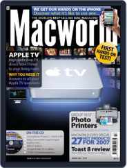Macworld UK (Digital) Subscription March 21st, 2007 Issue