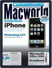 Macworld UK (Digital) Subscription January 18th, 2007 Issue