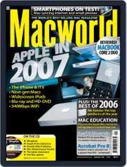 Macworld UK (Digital) Subscription December 21st, 2006 Issue