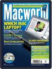 Macworld UK (Digital) Subscription June 15th, 2006 Issue