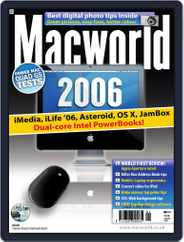 Macworld UK (Digital) Subscription January 10th, 2006 Issue