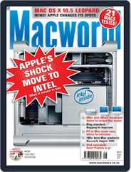 Macworld UK (Digital) Subscription June 16th, 2005 Issue