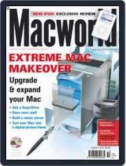 Macworld UK (Digital) Subscription August 12th, 2004 Issue