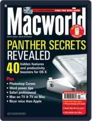 Macworld UK (Digital) Subscription April 8th, 2004 Issue