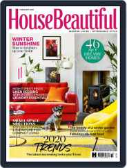 House Beautiful UK (Digital) Subscription February 1st, 2020 Issue