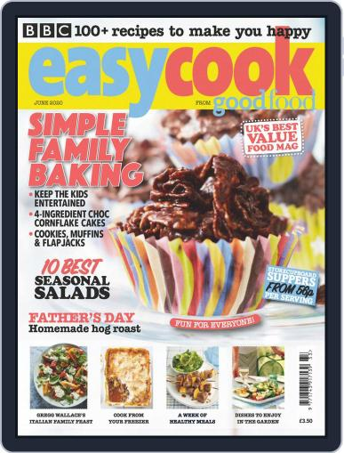 BBC Easycook June 1st, 2020 Digital Back Issue Cover