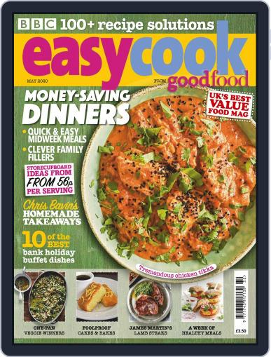 BBC Easycook May 1st, 2020 Digital Back Issue Cover
