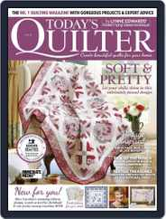 Today's Quilter (Digital) Subscription August 1st, 2018 Issue
