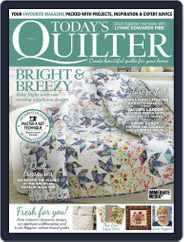 Today's Quilter (Digital) Subscription April 1st, 2018 Issue
