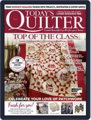 Today's Quilter (Digital) Subscription March 1st, 2018 Issue