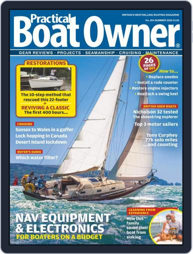 Practical Boat Owner (Digital) June 2nd, 2020 Issue Cover