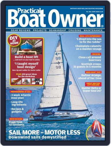 Practical Boat Owner (Digital) June 1st, 2020 Issue Cover