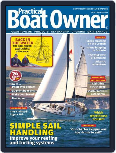 Practical Boat Owner (Digital) May 1st, 2020 Issue Cover