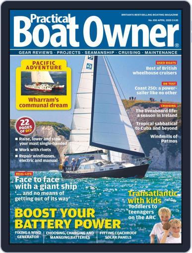 Practical Boat Owner (Digital) April 1st, 2020 Issue Cover
