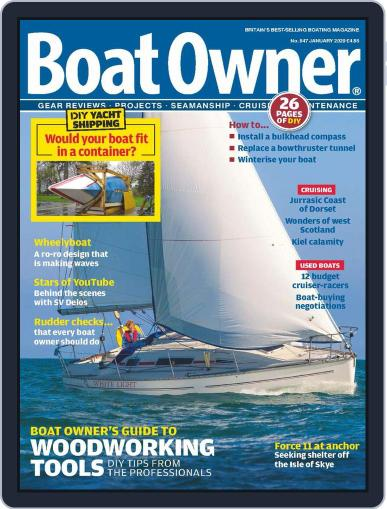 Practical Boat Owner (Digital) January 1st, 2020 Issue Cover