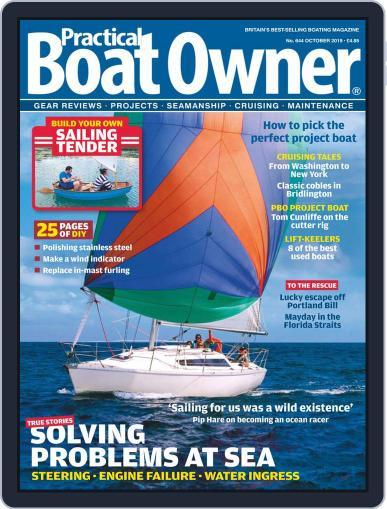 Practical Boat Owner (Digital) October 1st, 2019 Issue Cover