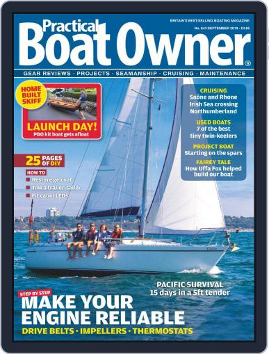 Practical Boat Owner (Digital) September 1st, 2019 Issue Cover