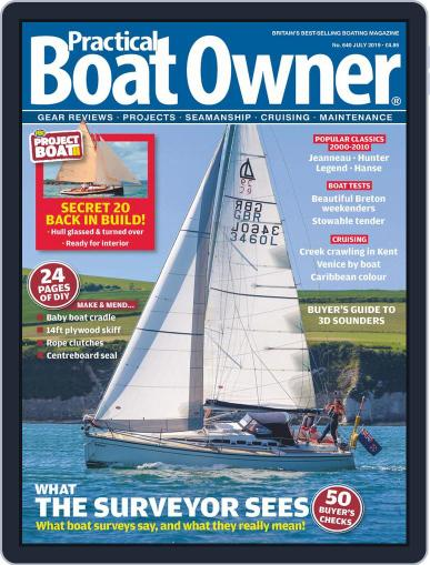 Practical Boat Owner (Digital) July 1st, 2019 Issue Cover
