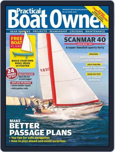 Practical Boat Owner (Digital) April 1st, 2019 Issue Cover