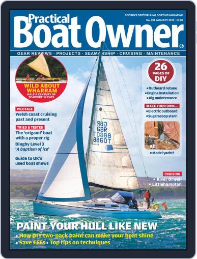 Practical Boat Owner (Digital) January 1st, 2019 Issue Cover