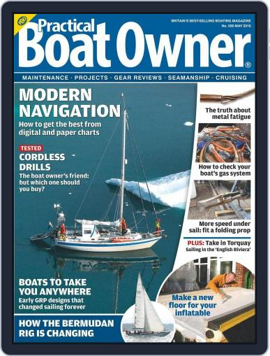 Practical Boat Owner (Digital) March 31st, 2016 Issue Cover