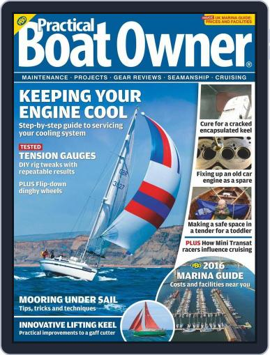 Practical Boat Owner (Digital) March 3rd, 2016 Issue Cover