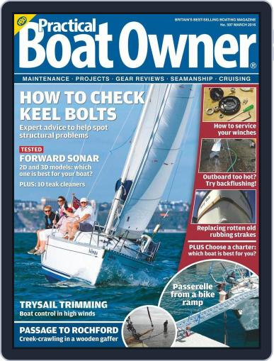 Practical Boat Owner (Digital) February 4th, 2016 Issue Cover