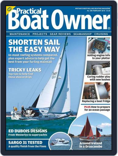 Practical Boat Owner (Digital) January 4th, 2016 Issue Cover