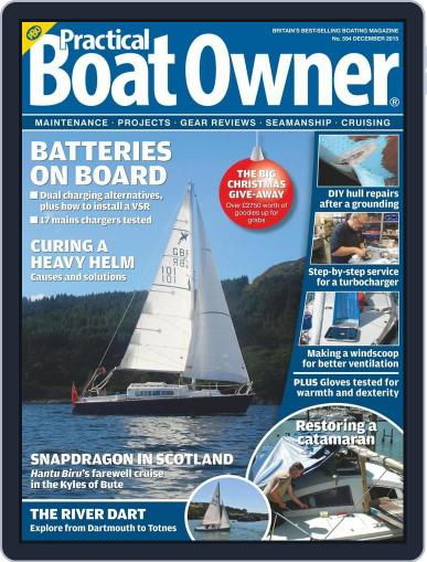 Practical Boat Owner (Digital) November 30th, 2015 Issue Cover
