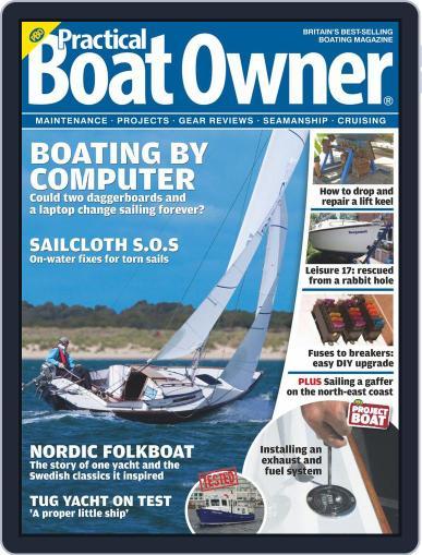 Practical Boat Owner (Digital) August 1st, 2015 Issue Cover