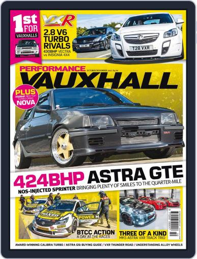 Performance Vauxhall October 1st, 2017 Digital Back Issue Cover