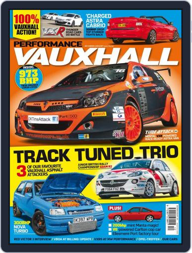 Performance Vauxhall December 1st, 2016 Digital Back Issue Cover