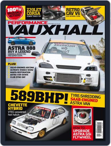 Performance Vauxhall March 31st, 2016 Digital Back Issue Cover