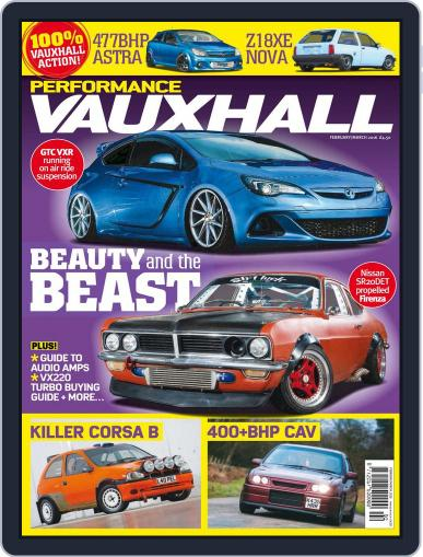 Performance Vauxhall January 31st, 2016 Digital Back Issue Cover
