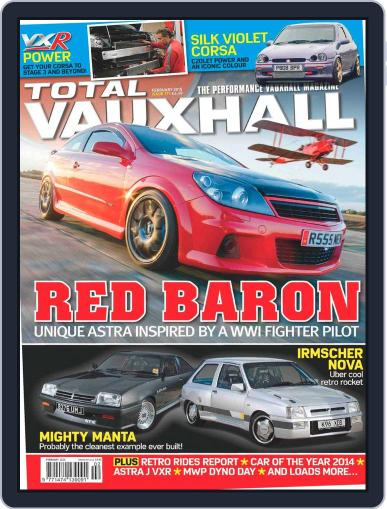 Performance Vauxhall January 31st, 2015 Digital Back Issue Cover