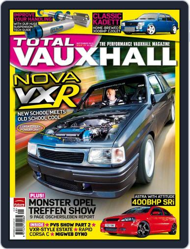 Performance Vauxhall August 5th, 2012 Digital Back Issue Cover