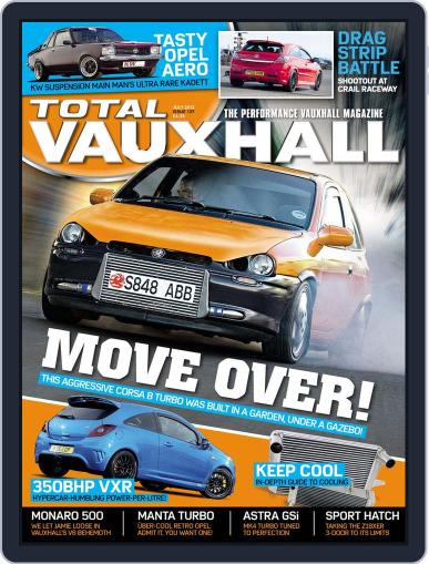 Performance Vauxhall June 10th, 2012 Digital Back Issue Cover