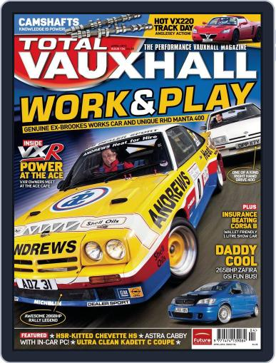 Performance Vauxhall March 19th, 2012 Digital Back Issue Cover