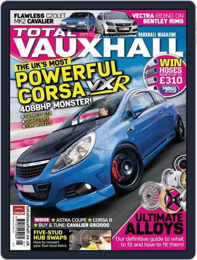 Performance Vauxhall December 30th, 2011 Digital Back Issue Cover