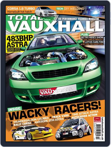 Performance Vauxhall November 23rd, 2011 Digital Back Issue Cover