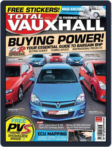 Performance Vauxhall June 2nd, 2011 Digital Back Issue Cover